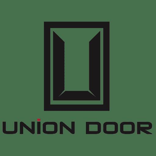 Union Door black logo