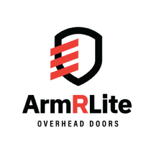 Small ArmRLite Overhead Doors logo