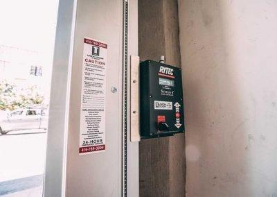 Rytec door panel installed by Union Door